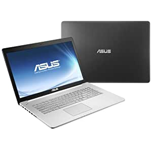 """Asus N750JV-T4221H 17.3 """" HDD 1016 Go RAM 16384 Mo"""