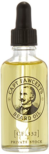 Captain Fawcett Beard Oil Will Soothe, Moisturise & Invigorate Both Skin & Facial Hair 50ml, 1er Pack (1 x 50 ml)