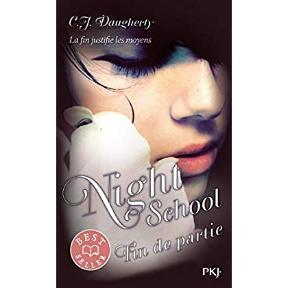 Night School - tome 05 : Fin de partie (5)