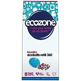 Écozone Recharges 360 Lavages Pour Ecoballs 150 & 240 - (Paquet de 4)