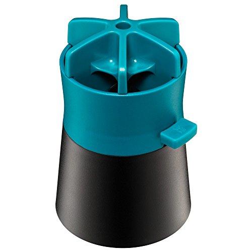WMF Spiralschneider, Hello FUNctionals mit Restehalter schneidet Spiralen wie auch Streifen Julienneschneider einfache Reinigung da komplett zerlegbar