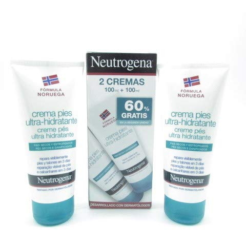 Neutrogena pies secos duplo