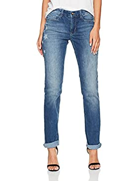 MAC Damen Straight Jeans Angela Starlight