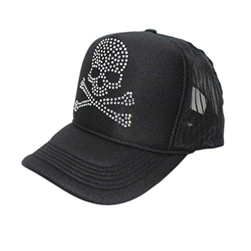 FakeFace Nouvelle Casquette Visière Coton et Maille Chapeau de Baseball Hip-hop Cap Pour Homme et Femme Unisexe de Haute Qualité Snapback Trucker Cap