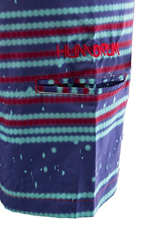 HUM DRUM - Herren badehose erratic15 Light Blue
