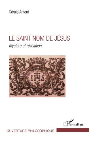 Le Saint nom de Jésus
