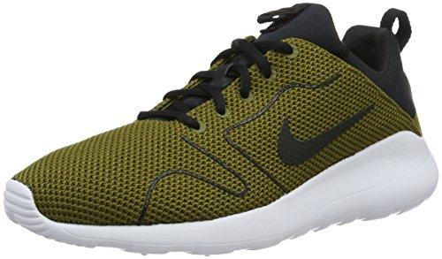 Nike Kaishi 2.0 Se, Scarpe Sportive Uomo, Verde (Olive Flak/Black/White), 43