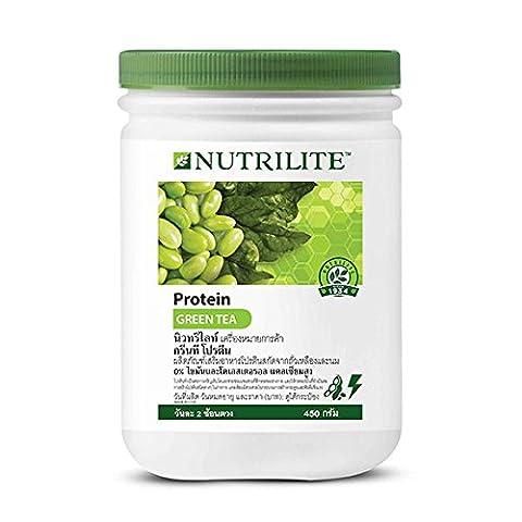 Nutrilite green tea protein 450G