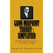 Gann MidPoint Theory: Simple Mathematical calculations for small cap Intraday Trading