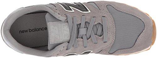 Uomo New Sneaker Grey Balance Balance 373 New 373 Sneaker Black Uomo F7wqRWgF