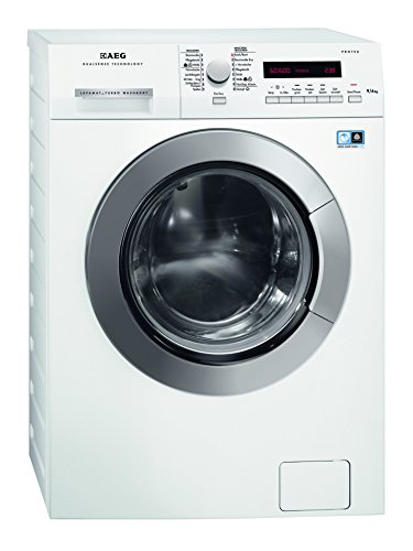 AEG L75694NWD Waschtrockner/1224 kWh/Wolletrockenprogramm/weiß