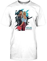 True Romance - Clarence And Alabama - Kids T-Shirt