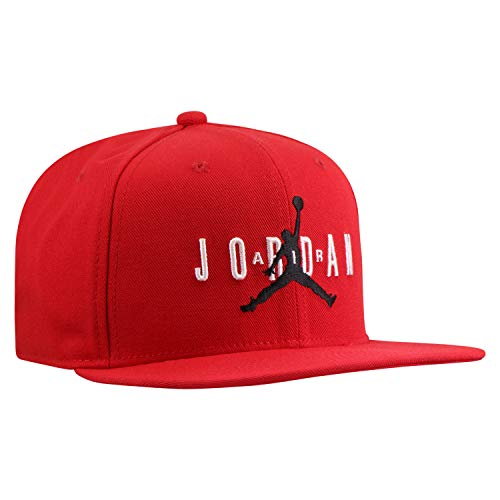 Jordan Gorra Pro Jumpman Air Hbr Rojo Ajustable