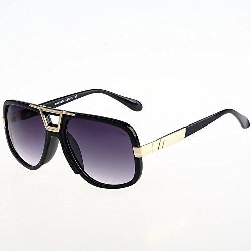 XXFFH Sonnenbrille Schatten Polarisierende Brille Vintage Sonnenbrillen Neue Stil Herren Damen Sonnenbrille Mode Handel Sonnenbrillen , 1 Armani Vintage Sonnenbrille