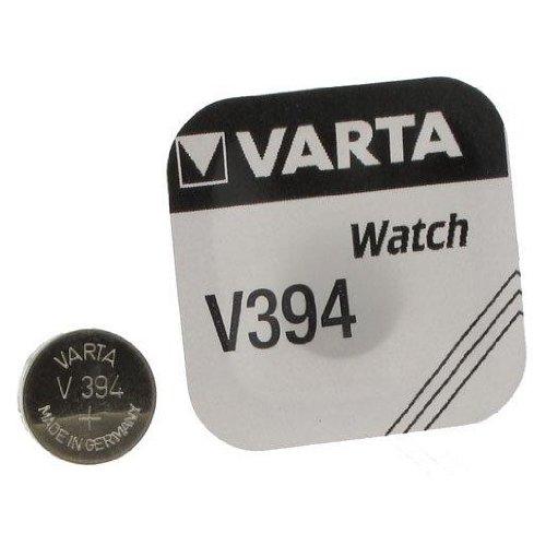 Pile oxyde argent pour montres V394 (SR45) 1,55 Volt