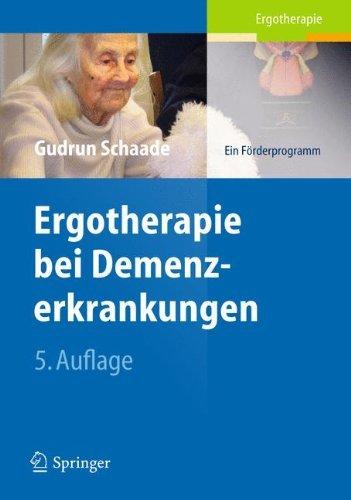 Allied health professions page 2 family beach books download ergotherapie bei demenzerkrankungen ein frderprogramm by gudrun schaadej wojnar pdf fandeluxe Choice Image
