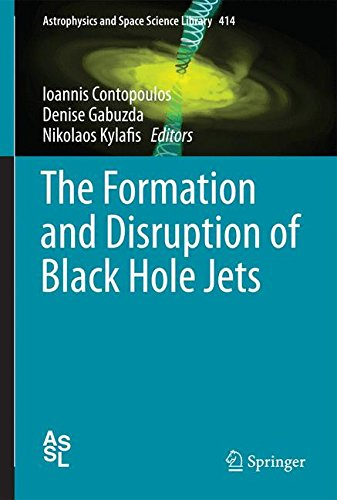 the-formation-and-disruption-of-black-hole-jets