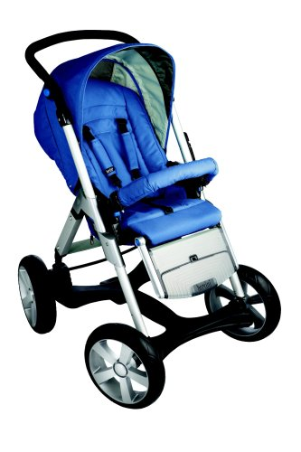 Bertini X4 Lite - Buggy Farbe Blueberry, Gliding Seat