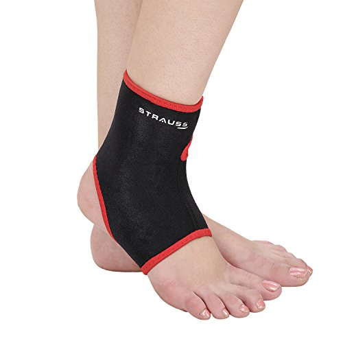 Strauss Ankle Support, Medium  available at amazon for Rs.199