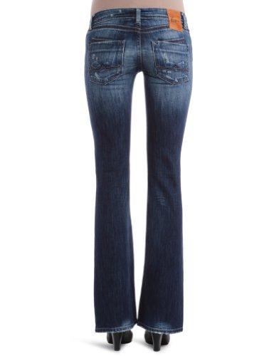 DN67 - Jeans, donna Blau