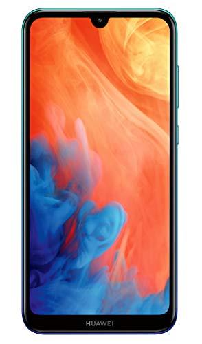 Huawei Y7 2019 Smartphone Débloqué 4G (6,26 pouces - 32 Go - Double Nano SIM - Android) Bleu