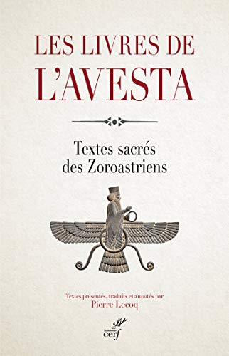 Les Livres De L Avesta Spiritualite