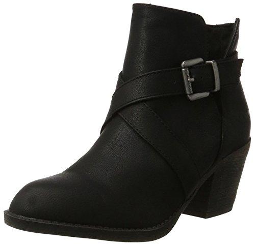 Rocket Dog Damen Sasha Cowboy Stiefel, Schwarz (Black), 36 EU (3 UK) (Boots-schwarz Dog Rocket Ankle)