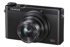 Fujifilm XQ1 Digital Camera - Black (12MP X-Trans CMOS II Sensor, 4x Optical Zoom) 3 inch LCD