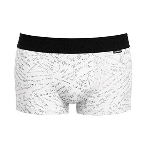 sunnymi Hipster Nahtlos Herren Boxershorts Flache Shorts Pants/Größen M L XL 2XL/Klassischen Grundfarben/Jungen Man Unterhose Seamless (XL, (Kostüme Boxer Kleinkind)