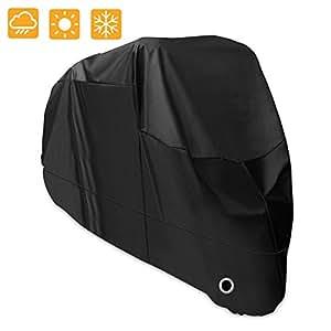 motorradgarage tinderala outdoor motorrad abdeckung regen. Black Bedroom Furniture Sets. Home Design Ideas