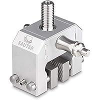 Abrazadera para la medición de fuerza hasta 2 kN [Sauter AE 2K] universal adaptable de forma rápida para pruebas de tracción y presión hasta 2 kN