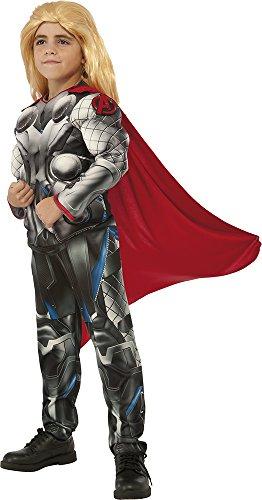 Kostüm Thor The Avengers 2 Alter des Ultron Muskel für Kind