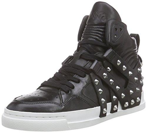 ASH Enjoy Damen Hohe Sneakers Schwarz