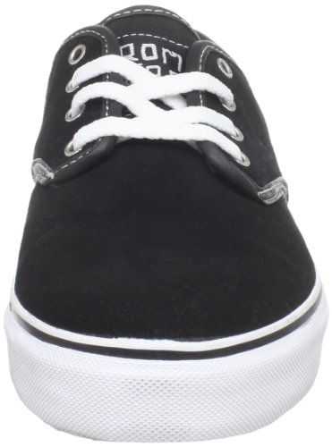 Emerica - Romero 2, Sneaker Unisexe - Adulto Nero (schwarz / Noir / Blanc / Argent)