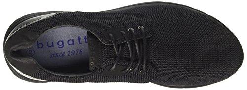 Bugatti 322408016900, Sneaker Uomo nero (nero)