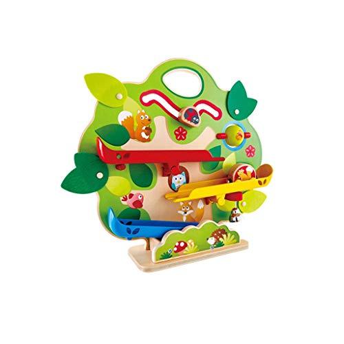 LINGLING-Verfolgen Kinder Geschenk Big Tree Modell Trolley Track Glide Boy Spielzeug 2-6 Jahre alt (größe : L) -