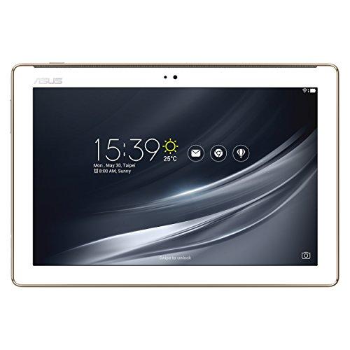 Asus ZenPad 10 Z301MFL-1B009A 25,6 cm (10,1 Zoll) Tablet-PC (MediaTek 8735A QC, 3GB RAM, 32GB Datenspeicher, Android 7.0) weiß (10 Tastatur Asus)