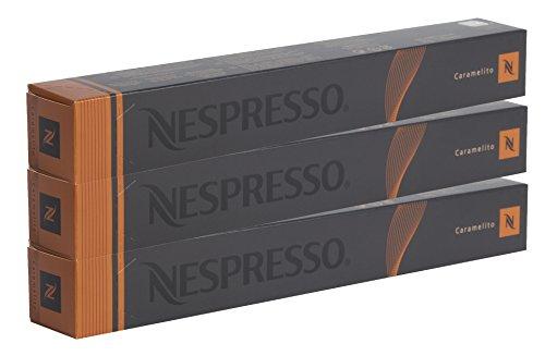 Nespresso Variations Caramelito, 30 Kapseln