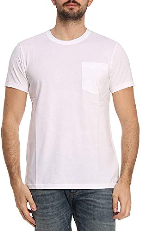 Burberry T-Shirt 4068575 Uomo 4068575 T-Shirt Cotone Bianco Parent 260baa c98ed62ab30