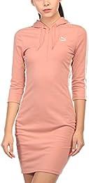 vestito puma rosa
