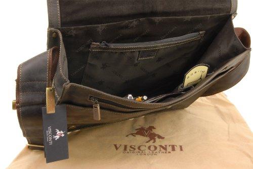 Visconti XL Umhängetasche A4 Plus