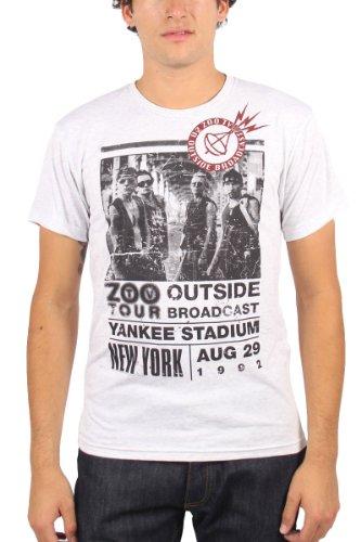 U2 - Top - Uomo Grigio grigio