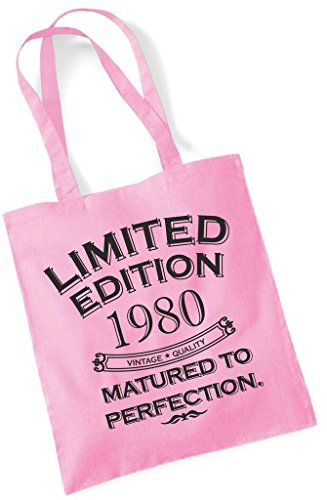 Limited Edition 1980 Shopping Bag for 39th/40th Birthday