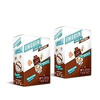 ONTHERUN Choco Crunch Energy Bars (Combo Pack of 12 x 30g)