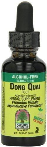Nature's Answer Dong Quai Wurzel, 1-Ounce