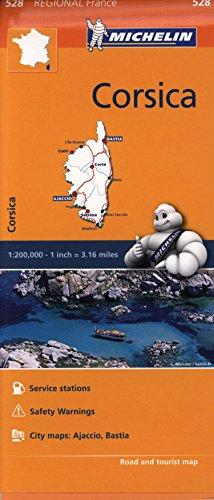 Descargar MAPA REGIONAL CORSICA / CORSE