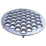 Maultaschenformer Raviolliformer Teigform Pelmeniza (670g für 37 Stück)