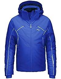 Lasse Kjus formula chaqueta de esquí para niño, modelo 2016, color - azul,