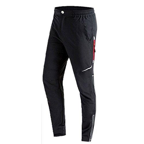 Men's Breathable Cycling Trousers Waterproof and Windproof Riding Pants Athletic biking trousers