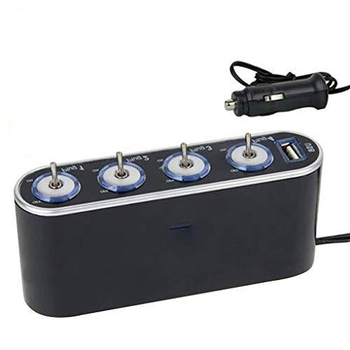 Junecat 2pcs / Set Anteriore a Disco Posteriore Usura pastiglie del Freno Sensori 7L0907637 7L0907637C per Q7 per Touareg per Cay